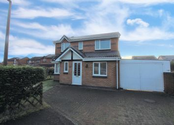 Thumbnail 4 bed detached house for sale in Calendine Close, Thornton