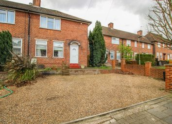 Thumbnail 3 bed end terrace house for sale in Dunkery Road, London
