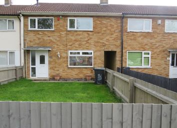 Thumbnail 3 bed terraced house for sale in Kelso Green, Glen Parva, Leicester