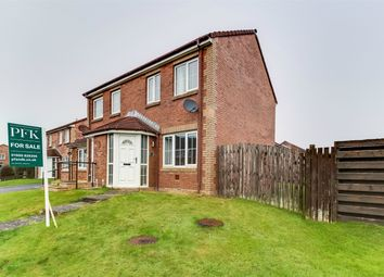 Thumbnail 2 bed semi-detached house for sale in 12 Church Meadows, Great Broughton, Cockermouth, Cumbria