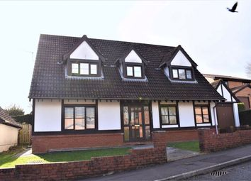 4 bed detached house for sale in Llwyn Derw Close, West Cross, Swansea SA3
