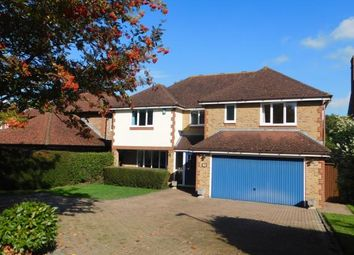 Thumbnail 4 bed detached house for sale in Exton Gardens, Weavering, Maidstone, Kent