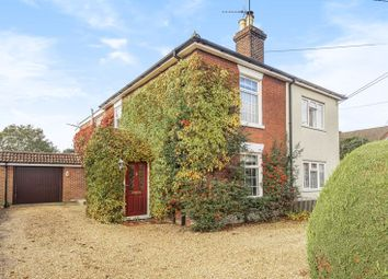 Woolston Road, Netley Abbey, Southampton SO31. 3 bed property for sale