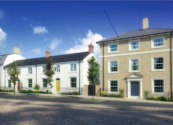 Thumbnail 4 bed detached house for sale in Dugdale Road, Poundbury, Dorchester, Dorset