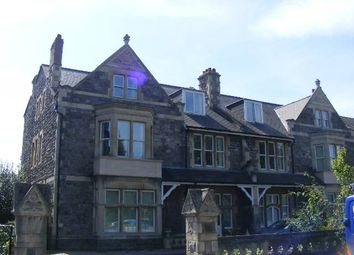 Thumbnail 1 bed flat to rent in Ellenborough Manor, 26-28 Ellenborough Park South, Weston-Super-Mare