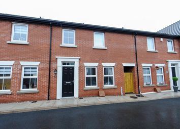 Thumbnail 3 bed terraced house for sale in Kinross Avenue, Stormont, Belfast