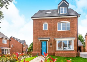 Thumbnail 4 bedroom detached house for sale in Main Street, Stanton Under Bardon, Markfield, Leicestershire