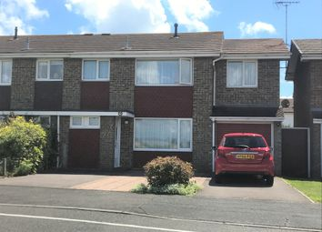 Thumbnail 4 bed semi-detached house for sale in Moorings Way, Southsea