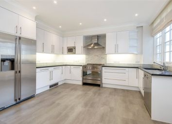 Thumbnail 5 bed flat to rent in Hanover House, St. John's Wood High Street, London