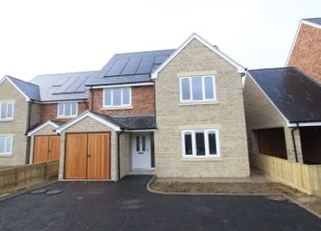 Thumbnail 4 bedroom detached house for sale in Witts Lane, Purton, Swindon