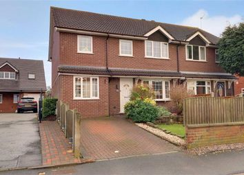 Thumbnail 4 bed semi-detached house for sale in Little Moss Lane, Scholar Green, Stoke-On-Trent