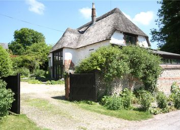 Thumbnail 4 bed detached house for sale in Church Lane, Piddletrenthide, Dorchester