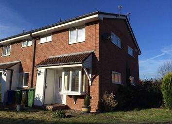 Thumbnail 1 bed semi-detached house to rent in Mansfield Close, Oakwood, Warrington, Cheshire