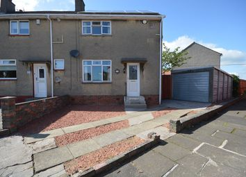 Thumbnail 2 bed end terrace house for sale in Garry Place, Kilmarnock
