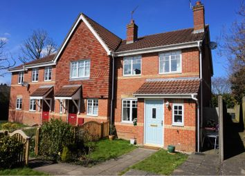 Thumbnail 3 bed semi-detached house for sale in Ottawa Drive, Liphook