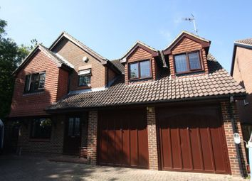 5 bed detached house for sale in Tennyson Close, Horsham RH12