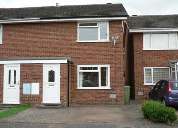 Thumbnail 2 bed semi-detached house for sale in Holland Way, Newport Pagnell