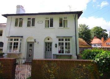 Thumbnail 2 bed semi-detached house to rent in Bank View, Wargrave Road, Henley-On-Thames