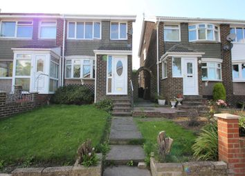 Thumbnail 3 bed property for sale in Southwold Gardens, Silksworth, Sunderland