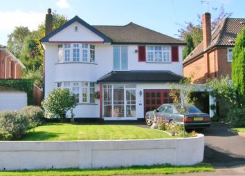 Thumbnail 3 bed detached house to rent in Maney Hill Road, Sutton Coldfield