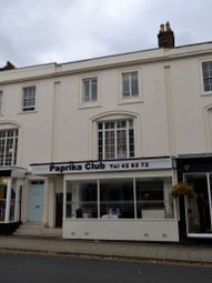 Thumbnail 3 bed flat to rent in Regent Street, Leamington Spa