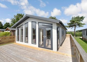 Thumbnail 2 bedroom lodge for sale in Lake View, Tallington Lakes, Stamford