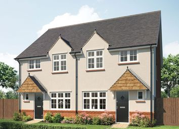 """Thumbnail 3 bedroom end terrace house for sale in """"Broadway"""" at Wyaston Road, Ashbourne"""