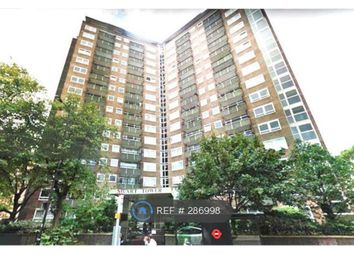 Thumbnail 1 bed flat to rent in Stuart Tower, London