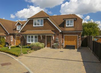 Westfield Heights, Westfield Lane, Etchinghill CT18. 4 bed detached house for sale
