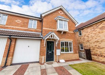 Thumbnail 3 bed semi-detached house for sale in Fulbeck Close, Hartlepool