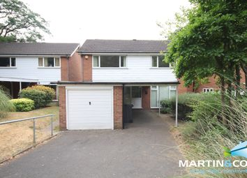 Thumbnail 4 bed detached house to rent in Star Hill, Edgbaston