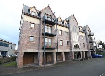 Thumbnail 2 bed flat for sale in Reiver Court, Carlisle, Cumbria