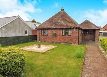Thumbnail 3 bed detached bungalow for sale in Yaxleys Lane, Aylsham, Norwich