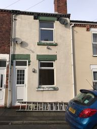 Thumbnail 2 bed terraced house to rent in Lewis Street, Stoke On Trent
