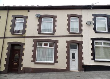 Thumbnail 3 bed terraced house for sale in Edward Street, Pant, Merthyr Tydfil