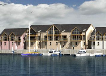 Thumbnail 2 bedroom flat for sale in Lossiemouth Marina, Lossiemouth