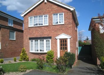 Thumbnail 3 bed detached house to rent in Churchfield Croft, Rothwell, Leeds