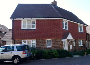 Thumbnail 4 bed detached house for sale in 7 Cobham Field, Five Ash Down, Uckfield, East Sussex