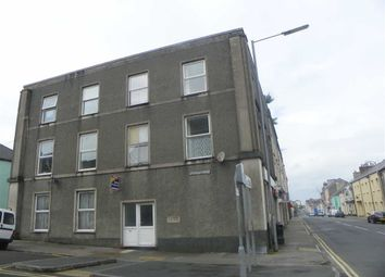 Thumbnail 2 bed flat for sale in Laws Street, Pembroke Dock
