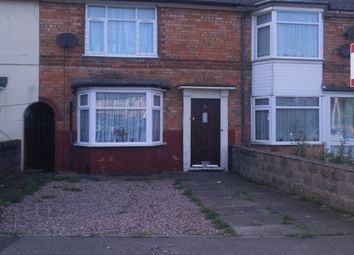 3 bed terraced house to rent in Fernhurst Road, Alum Rock B8