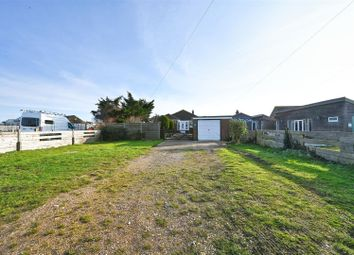 Thumbnail 2 bed detached bungalow for sale in West Front Road, Pagham Seafront, Bognor Regis