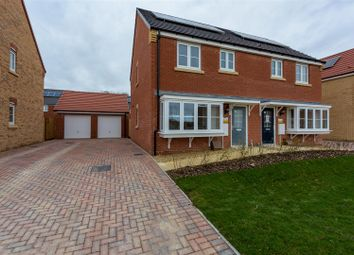Thumbnail 3 bed semi-detached house for sale in The Winthorpe, Boston Gate, Sibsey Road, Boston
