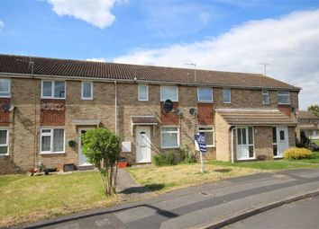 Thumbnail 2 bed terraced house for sale in Langport Close, Freshbrook, Swindon