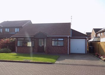 Thumbnail 2 bed detached bungalow to rent in Leander Drive, Boldon Colliery