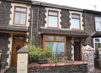Thumbnail 2 bed terraced house for sale in Brithweunydd Road, Tonypandy
