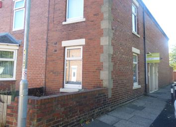 Thumbnail 1 bed flat to rent in Railway Terrace, Blyth