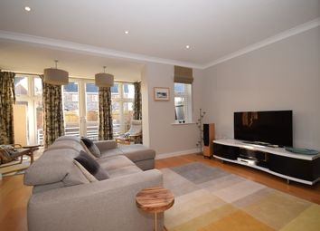 Thumbnail 4 bed town house for sale in Lakeside Drive, Chobham, Woking