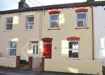 Thumbnail 2 bed terraced house for sale in Barbican Road, Barnstaple
