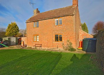 Thumbnail 3 bed cottage for sale in Chesboule Lane, Gosberton Risegate, Spalding
