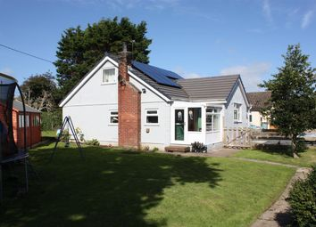 Thumbnail 4 bed detached house for sale in Gorffwysfa, Lon Fain, Dwyran